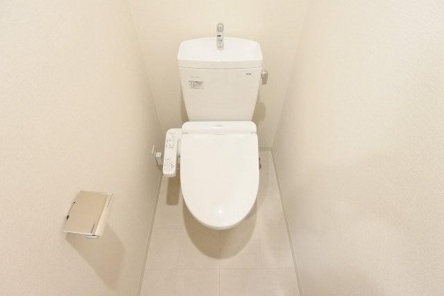 【トイレ】スプランディッド天王寺パークサイド