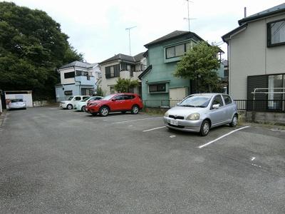 【駐車場】パピヨン渓北