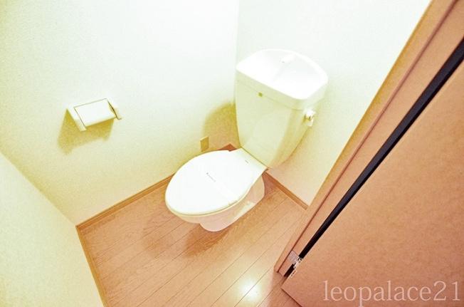 【トイレ】レオパレス西砂川