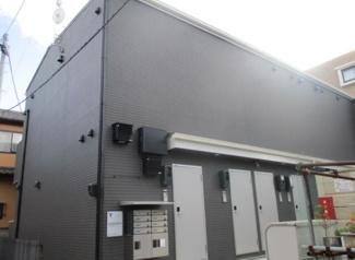 【外観】仙台市若林区荒井2丁目一棟アパート
