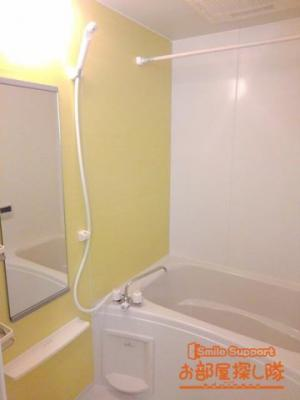 【浴室】カーサアラモーダ