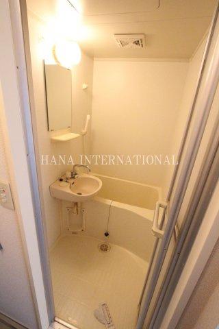 【浴室】コーポハナブサ