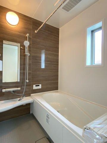 【浴室】新築一戸建て「小田原市久野第36」全2棟/残2棟