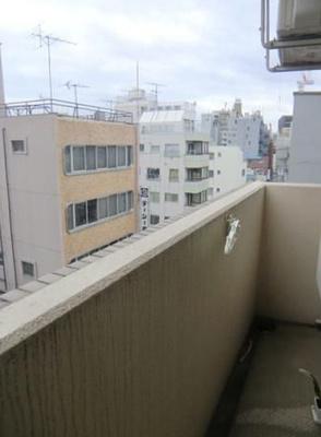【バルコニー】ラグジュアリーアパートメント浅草橋