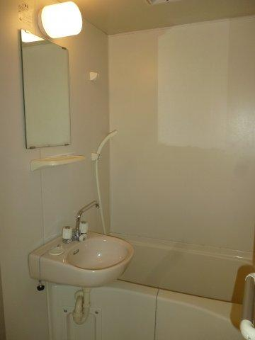 【浴室】レオパレス上水