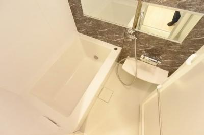 【浴室】レジデンストレゾールデュー