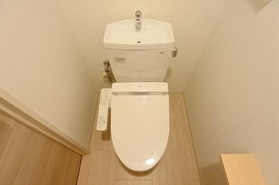 【トイレ】レジデンストレゾールデュー