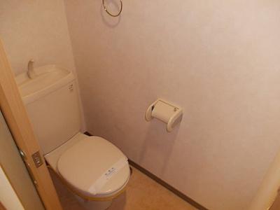 【トイレ】エスポワールアゲダ