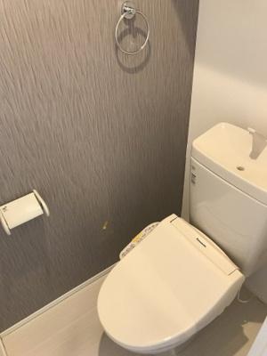 【トイレ】ハーモニーテラス神前Ⅳ