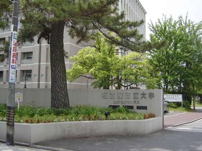 名古屋市立大学経済学部まで698m