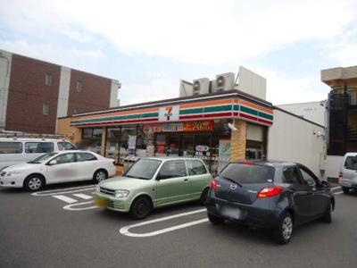 セブンイレブン名古屋高間町店まで450m
