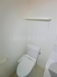 トイレ 温水暖房便座付き