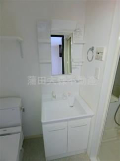 独立洗面台 洗面所