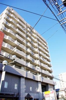 強固な鉄筋コンクリートマンション眺望も良好
