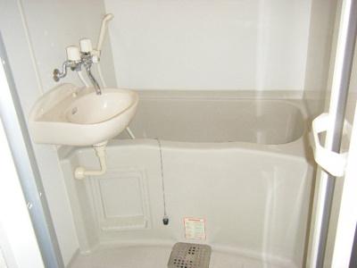 【浴室】レオパレスソルテリア