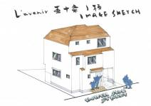 東十条 建築条件付借地の画像