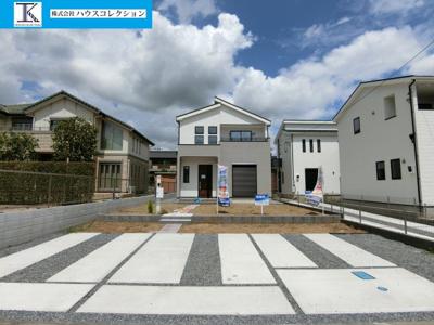 【外観】牛久市柏田町1期 新築戸建 全3棟