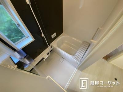 【浴室】小坂本町借家