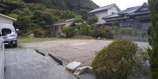 【外観】館山市大神宮 売地