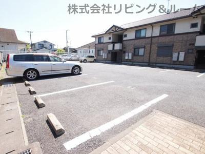 【駐車場】カプチーノD