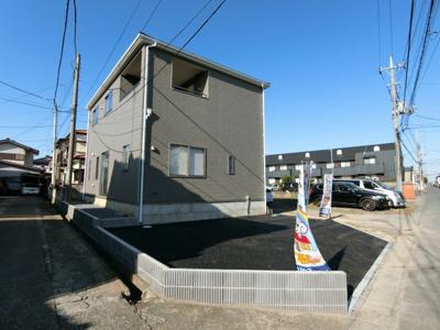 【区画図】阿見町うずら野第12 新築戸建