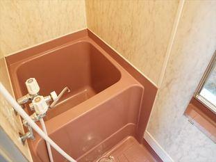 【浴室】トウリョウ南5条ビル