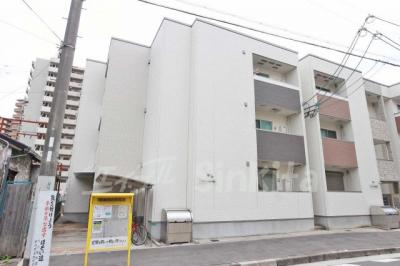 【外観】フジパレス新高3番館