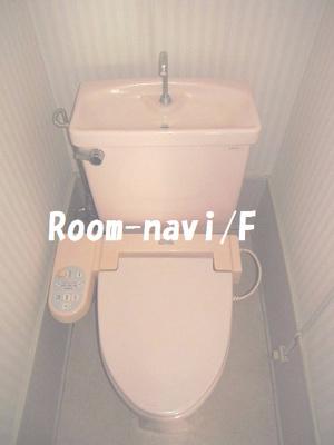 【トイレ】コーポマツムラ