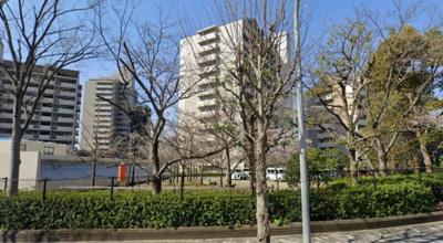 【外観】阪急ヒルズコート高槻4番館