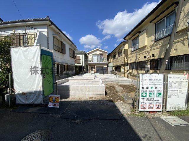 【区画図】立川市富士見町2丁目 新築戸建