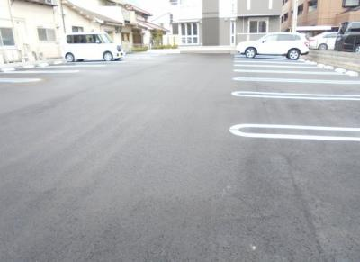 【駐車場】KRANE B棟