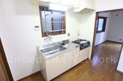 【キッチン】テラスハウス