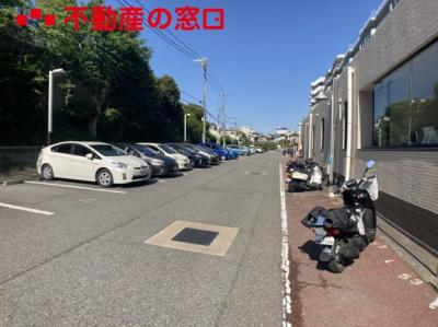【駐車場】コスモ舞子坂