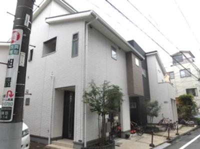 「京急蒲田」駅より徒歩8分のアパートです