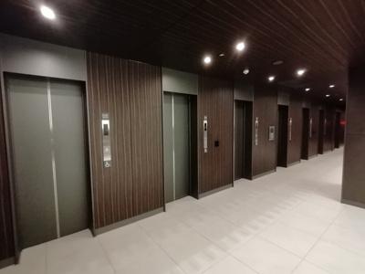 【その他共用部分】シティタワー金町 37階部分 最 上階 空室 2016年築