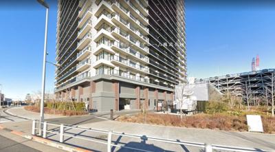 【外観】シティタワー金町 37階部分 最 上階 空室 2016年築