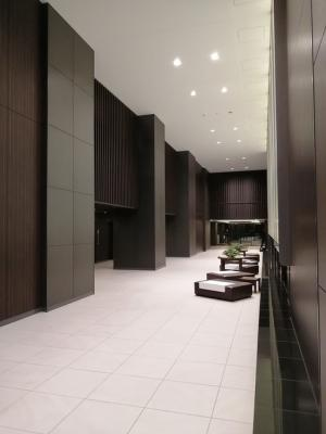 【エントランス】シティタワー金町 37階部分 最 上階 空室 2016年築