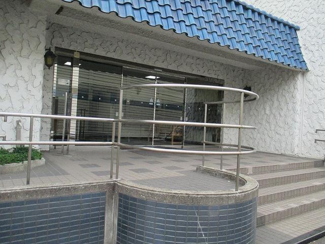 【エントランス】秀和谷津遊園レジデンス