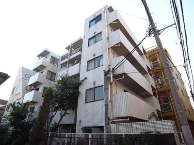 平和島駅徒歩3分の駅近マンションです。