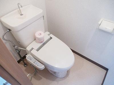 【トイレ】フラッツ・アイ