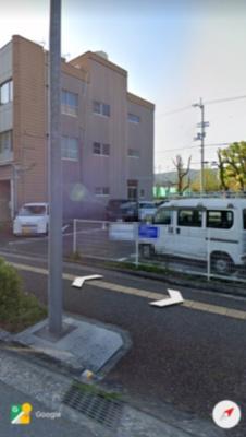 【外観】小津町(附属幼稚園南向かい:A)パーキング