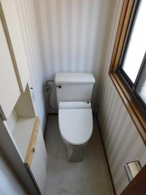 【トイレ】中央岡野住宅