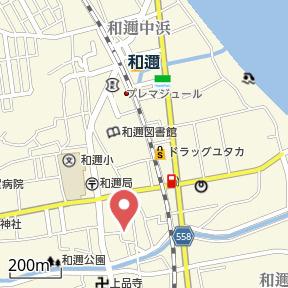 【地図】エンブレイスみやび