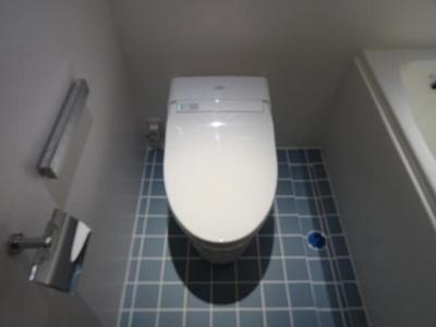 【トイレ】アルテ西日暮里