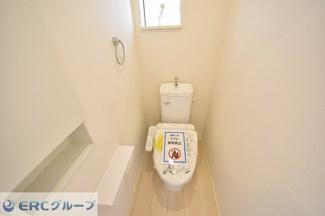 【トイレ】御影本町新築戸建