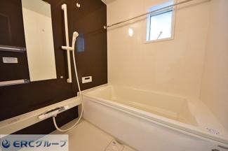浴室もとても綺麗でくつろげますよ~