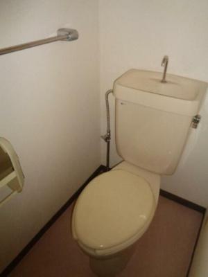 【トイレ】コンフォルト池袋
