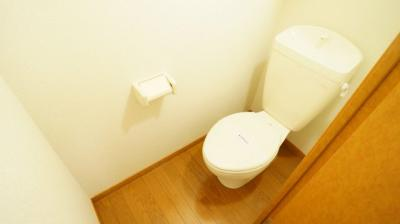 【トイレ】レオパレスヤマトⅡ