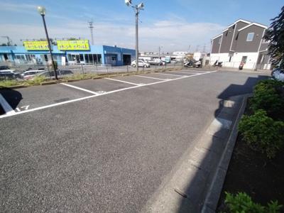 【駐車場】アップサイドマンション