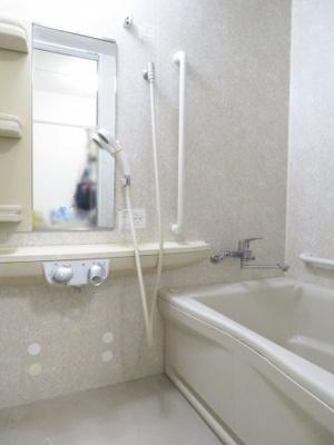 【浴室】梅小路スカイハイツA南棟